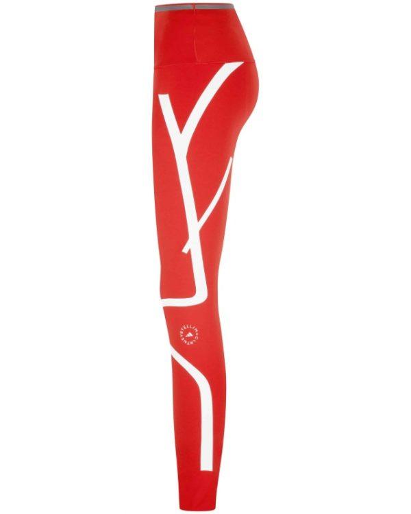 Stella McCartney tight GL7380 rot Ansicht von seitlich