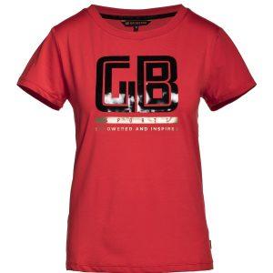 Goldbergh DOMINIK T-Shirt Farbe flame Ansicht von vorne