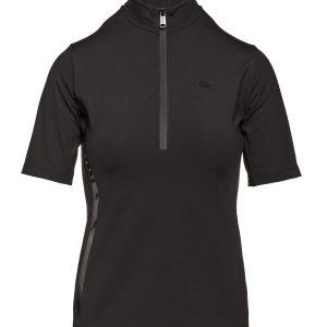Goldbergh Joeli Shirt schwarz Ansicht vorne
