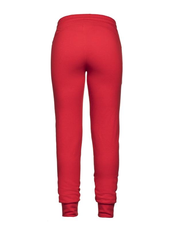 Goldbergh Fania Pant rot Ansicht von hinten