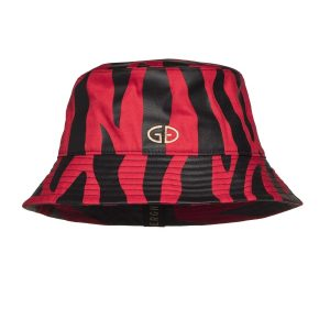 Goldbergh Krissy Buckethat tiger red Frontansicht