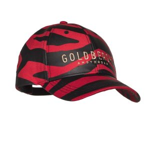 Goldbergh Kim Baseball cap tiger red