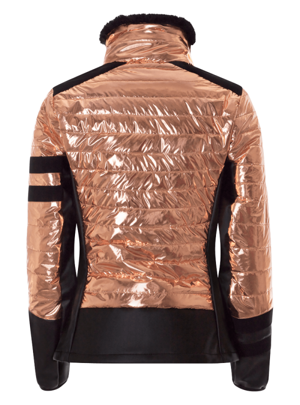 0D401AD11BB One More Rose Gold Jacke