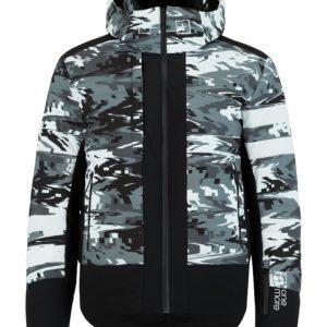 0U2010B09BBA Due zero uno eco Down Jacke ski Camouflage One More