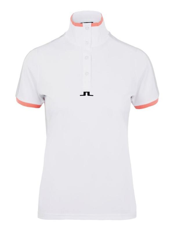 Minna Golf Polo J.Lindeberg weiß 50051460