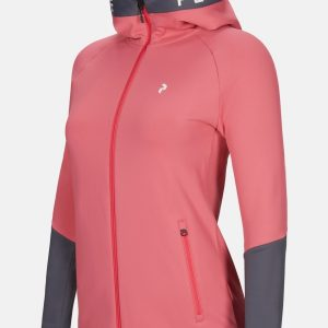 G75455040 Peak Performance riderzip Jacke alpine flower
