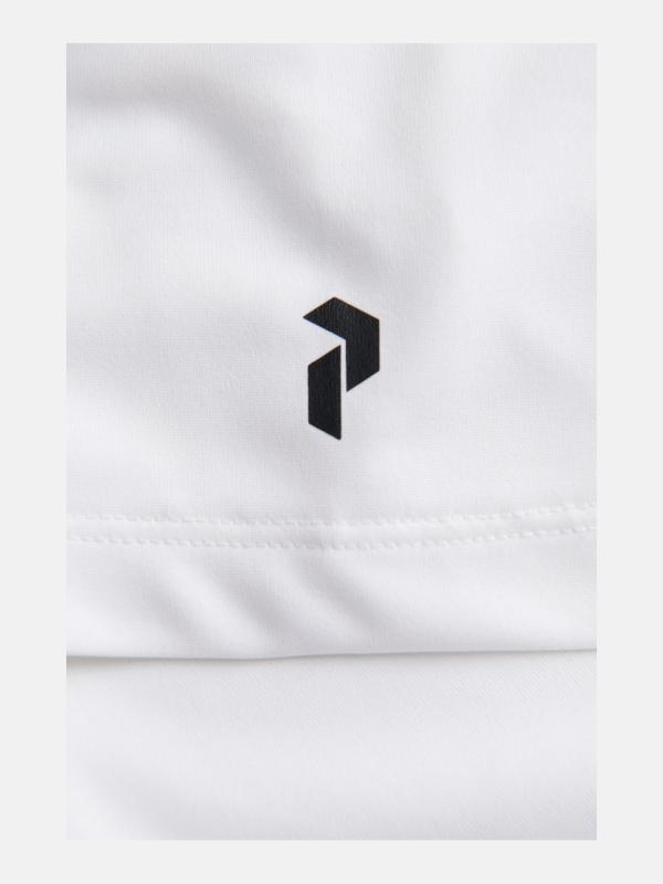 G75818010 Peak Performance w alum short sleeve white