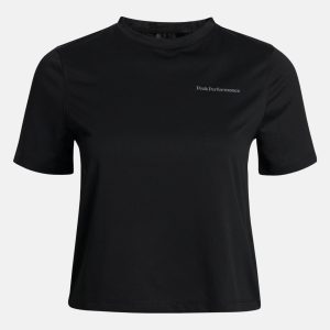 G75818030 Peak Performance Alum short sleeve black