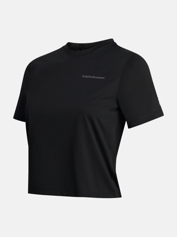 G75818030 Peak Performance Alum short sleeve black
